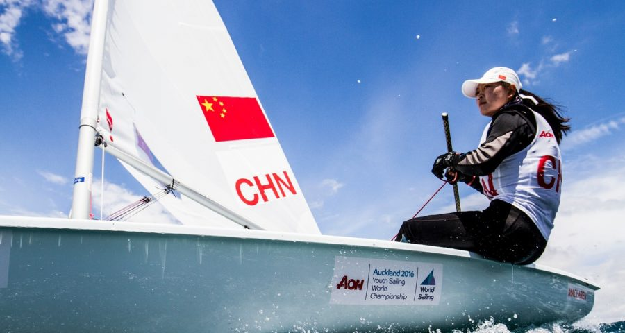 Sanya, China Awarded 2017 Youth Sailing World Championships
