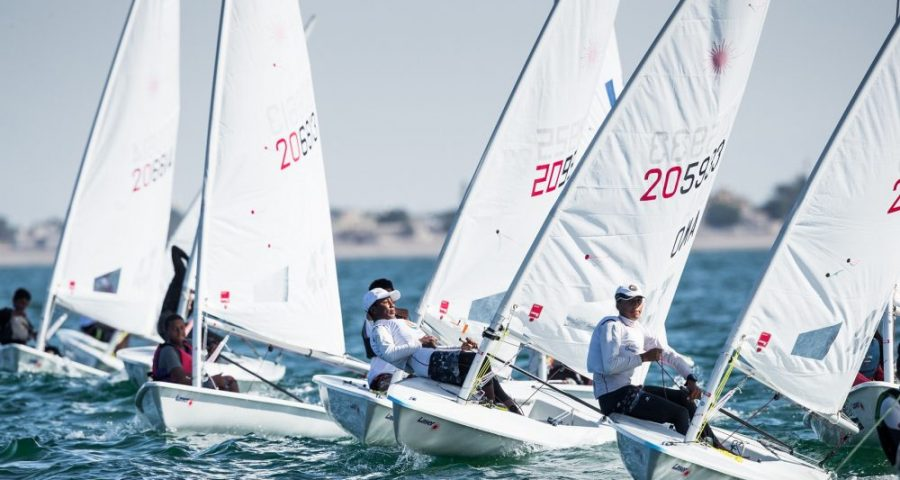 Young Omani Sailors Seal Success at International Mussanah Race Week Dinghy Regatta