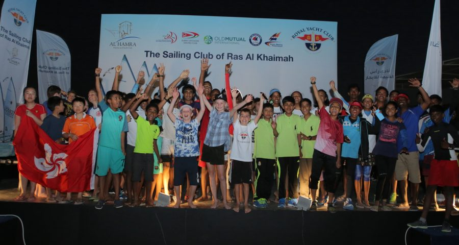 ASAF Youth Sailing Cup Final (2016 – 17) Series Declared Open