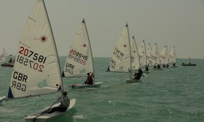 ASAF Youth Sailing Cup Final (2016 – 17) Series – Perfect Conditions on Day Two