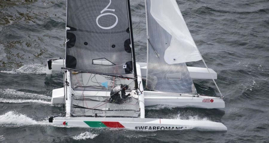 Oman Sail Teams Aim to Build on Success at GP Ecole Navale in France