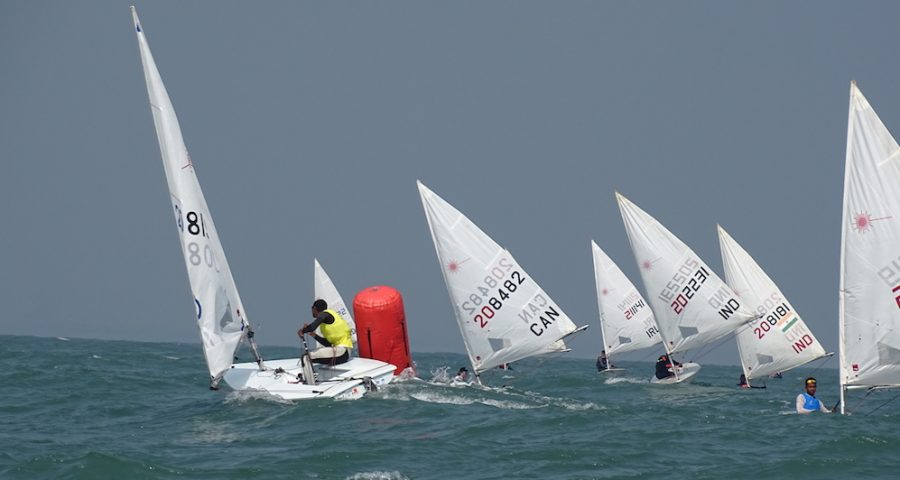 ASAF Youth Sailing Cup 2017 -18 Series : Day Two