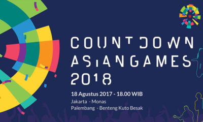 Indonesian President to Launch One-Year Countdown to 2018 Asian Games