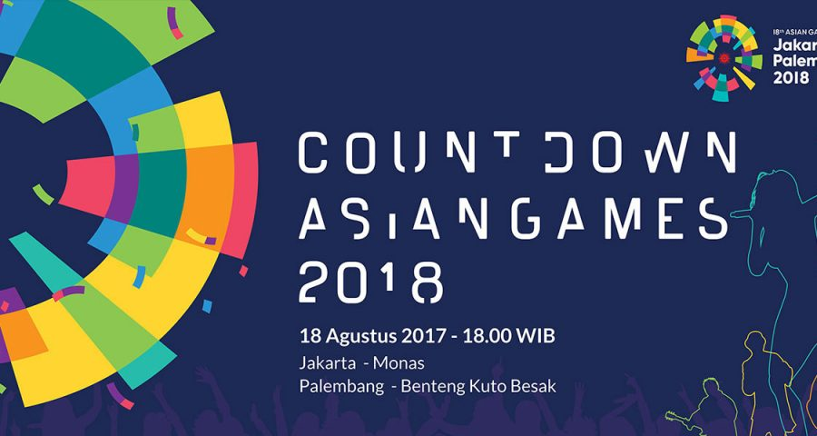 Indonesian President To Launch One Year Countdown To  Asian Games