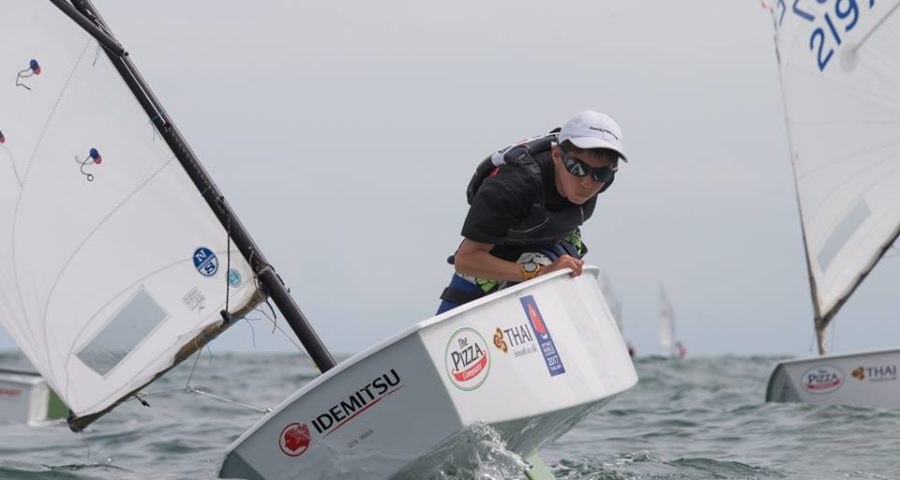 2017 Optimist World Championship: Young Sailors Demonstrate Exceptional Sailing Skills