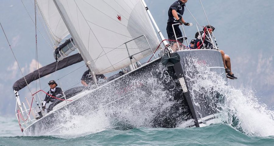2018 Rolex China Sea Race – First Time Entry Shanghai Seeks Crew