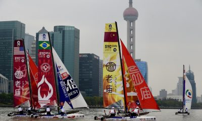 2017 SYC Shanghai Cup and Nacra 17 Asian Championship : Inheriting the Legacy, Creating New Glory