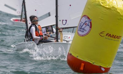 2017 Asian and Oceanian Optimist Championship : China Wins Team Racing Trophy