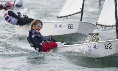 2017 Asian and Oceanian Optimist Championship : Shuffle on the Leaderboard on Day Four