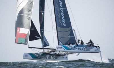 Experience Is Key As Team Oman Air Prepare For Extreme Sailing Series