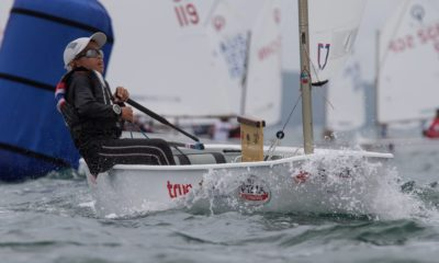 2017 Optimist World Championship: Shuffle On The Leaderboard