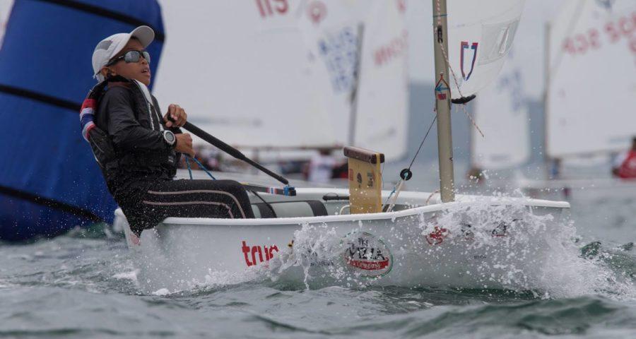 2017 Optimist World Championship: Shuffle On The Leaderboard