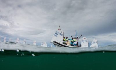2017 Optimist World Championship: Post Storm Calm Stalls Sailing Series