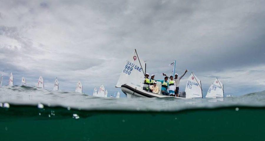 2017 Optimist World Championship: Post Storm Calm Stalls Sailing Series