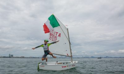 2017 Optimist World Championship: New world Champions Crowned