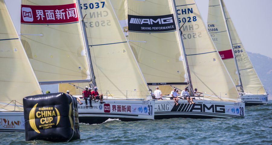 China Cup Skippers Make Solid Start in AYGP Rankings