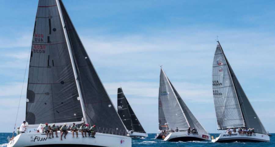 Samui Delivers The Goods on Day One of The 2017 Samui Regatta