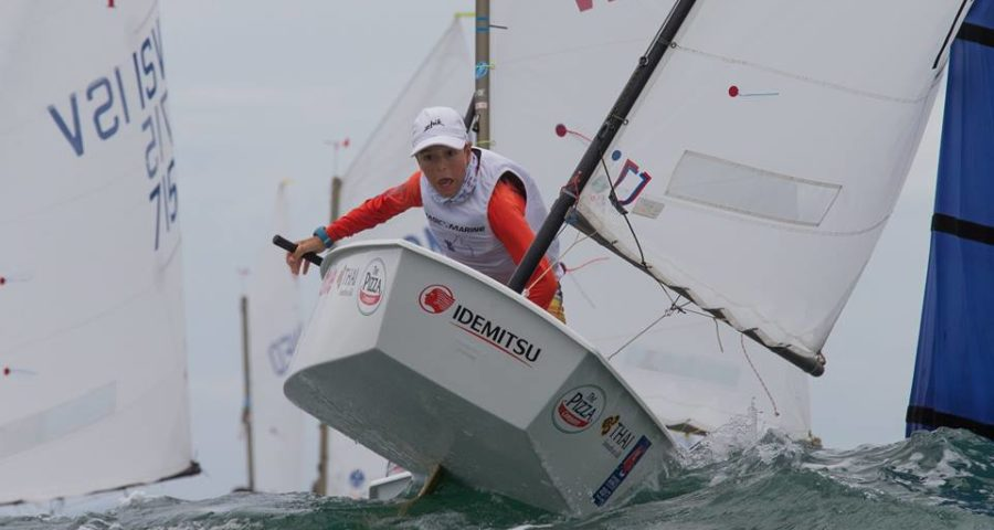 Challenging Day Three At The 2017 Optimist World Championships