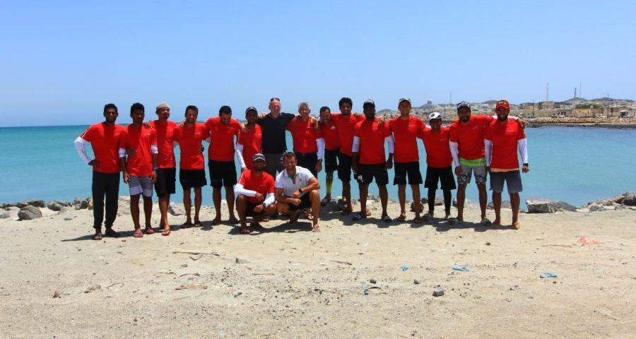 Oman Sail Coaches Put Through Their Paces During Masirah Training Camp