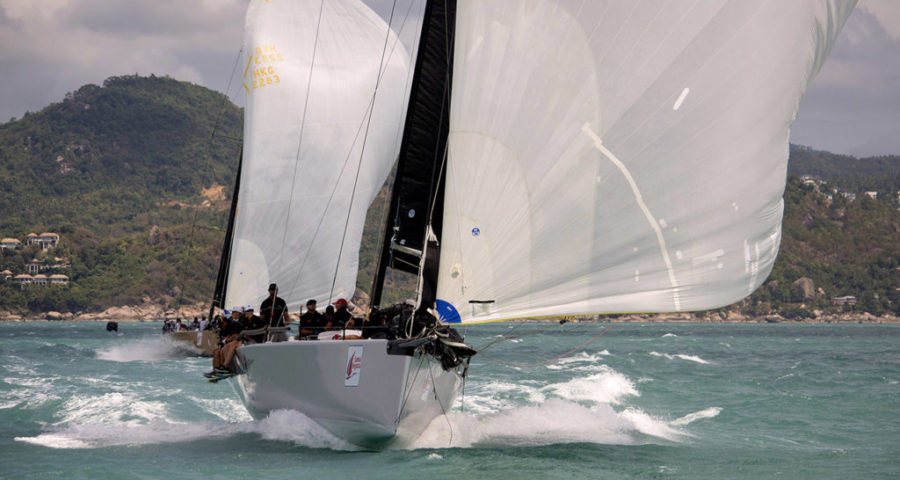 International Fleet Line-Up For The 16th Samui Regatta