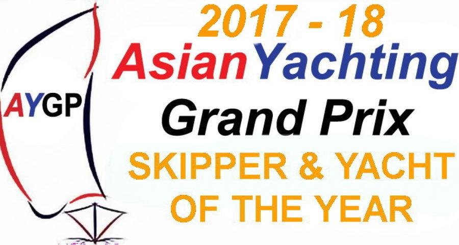 Set Sail On The 2017-18 Asian Yachting Grand Prix (AYGP)