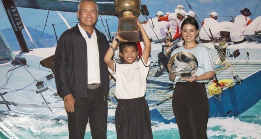 Panwa Boonnak Crowned Thailand Optimist National Champion
